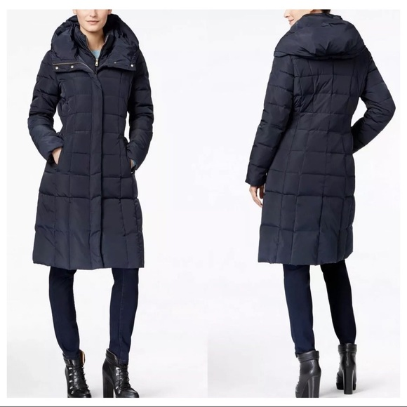 a4e177844 Cole Haan Signature Quilted Coat NWT